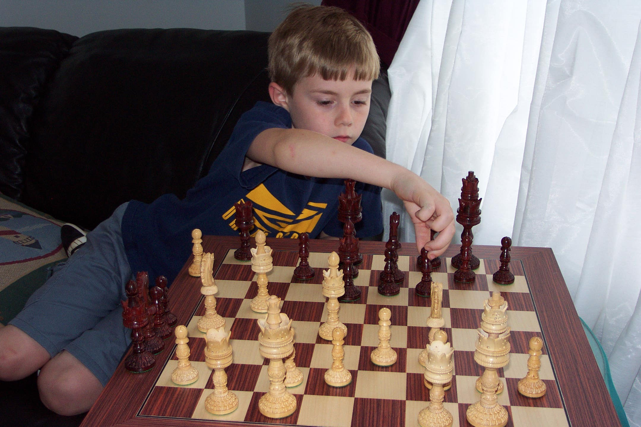 Caleb Chess