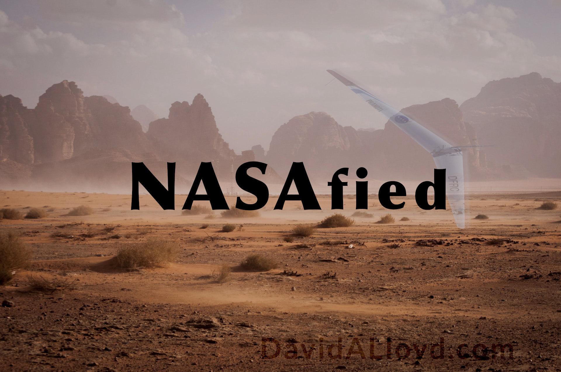 NASAfied